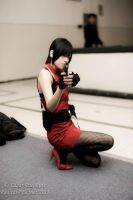 Ada Wong by RottenKittendth