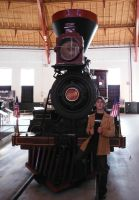 Thatcher Perkins 1863 4-6-0 by SteamRailwayCompany