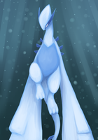 Lugia by suicunedragon