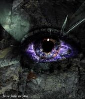 Plasma Eye by sikian