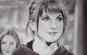 Hayley Williams 4 by SesSiL13