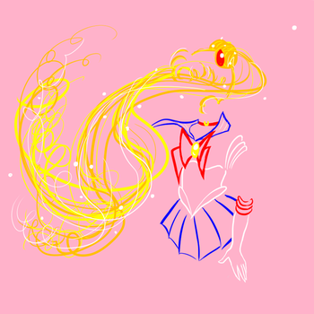 Sailor Scout by Myortvy