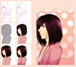 Pink Me! Meme Process by IceValaxy
