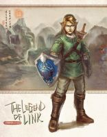 The Legend of Link 3 by phomax