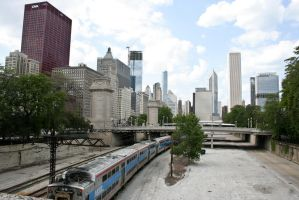 Chicago stock 6 by Random-Acts-Stock