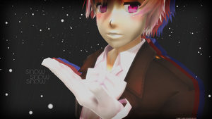 [APH x MMD] Snow snow snow ~ by Norge-Louise
