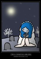 Corpse Bride by Cippow25 by CorpseBrideFans