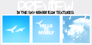 #2 In The Sky {icon textures} by iheart-sj