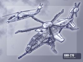 XHR-276 by TheXHS
