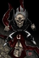 Deadman - Blackest Night by HectorBarrientos