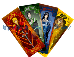 HP founders bookmarks by kenshymidzu