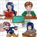 Back To School by thefruitpatch