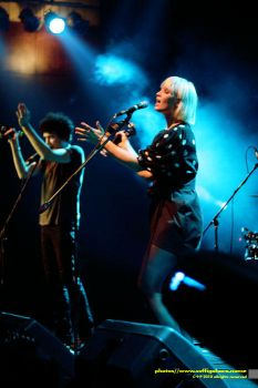 The RAVEONETTES - Sharin Foo 2 by losthurts