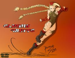 Cammy White Colored by Atma94