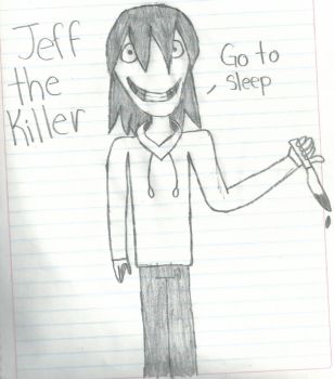 Jeff the Killer by Iname4597