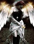 Angel of Destruction by TheDreamBelow