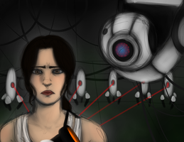 Wheatley Wednesday 4 by Kaciel