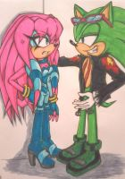 Sky x Scourge Coloured by Sky-The-Echidna
