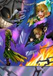 Ben Drowned-Fuck away the memories by LouaSmourbif