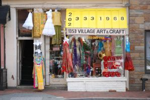 Georgetown Storefront by CAMeo-Artworks