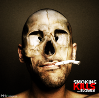 Smoking kills....slowly by mprox