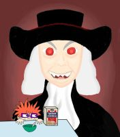 Quaker oats are evil by tuftedpuffin
