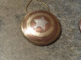 Captain America Shield by Peaceofshine
