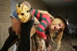 Fem Freddy and Jason: Try Not To Get Carried Away by HarleyTheSirenxoxo