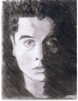 Billie Joe Armstrong Portrait by freudianslip86