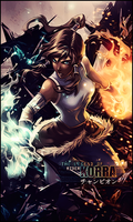 The Legend of Korra by Rider-GFX