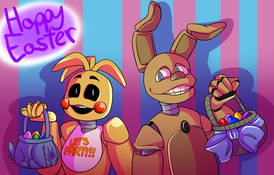 Easter 2017 by Andiiiematronic