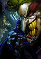 batman 10 by kanartist