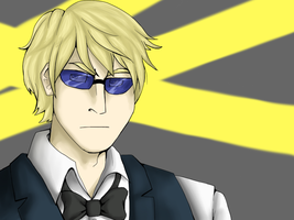 a shizuo for dirsteh by iously