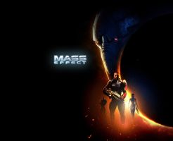 Mass Effect by reaper933