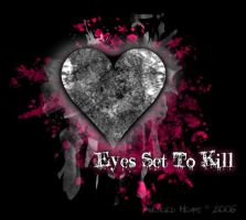 Eyes Set To Kill by AvengedHeart