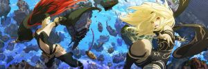 Gravity Rush 2 Twitter Cover by Helryu