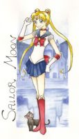Sailor Moon by SS-Chan