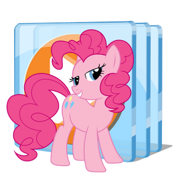 Pinkie Media Player by Dribmeg