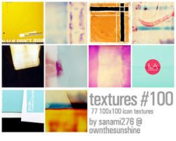 textures 100 by Sanami276
