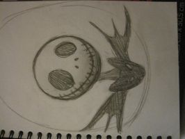 Jack Skellington by CrapILostTheGame1999