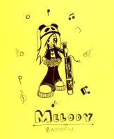 World Class Bassoonist: Melody by xPandaPopx
