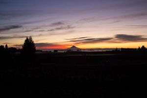 mt hood sunrise by ringmale