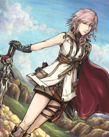 Lightning Farron by Hubalaboo