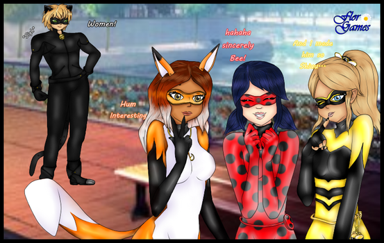 Miraculous Team by florgames