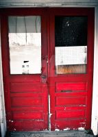 Red doors not like Storyville by musketeergurl