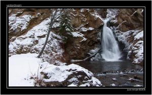 Hardy Falls I: winterdream by NaujTheDragonfly