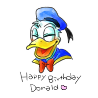 Donald by OysteIce