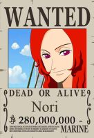 Nori Wanted by Scally95