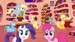 What happens in the library? by BB-K