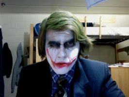 joker expression 3 by thetaggett